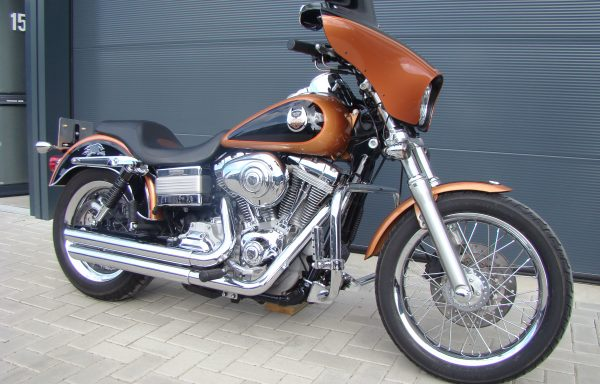 Harley Davidson Dyna FXDC Anniversary
